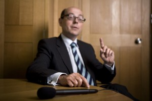 The tables are turned as MP Diane Abbott interviews the BBC's Nick Robinson