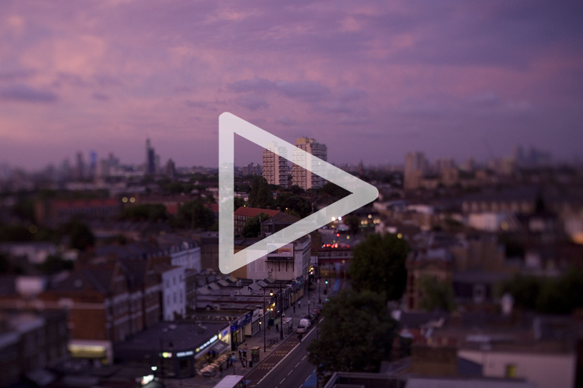 COMMERCIAL VIDEO - Short film commissioned by Realise Creative London for the New Clapham Project.