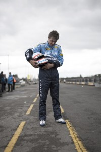 British Touring Car Racing Driver.