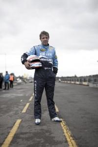 British Touring Car Racing Driver.