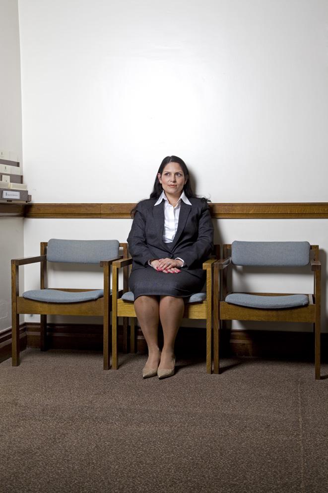 Priti Patel, MP for Witham