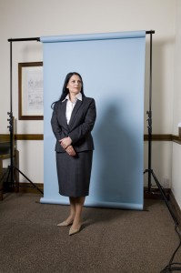 Priti Patel, MP for Witham