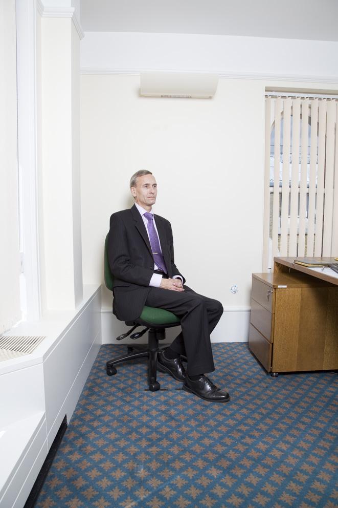 David Nuttall, MP for Bury North