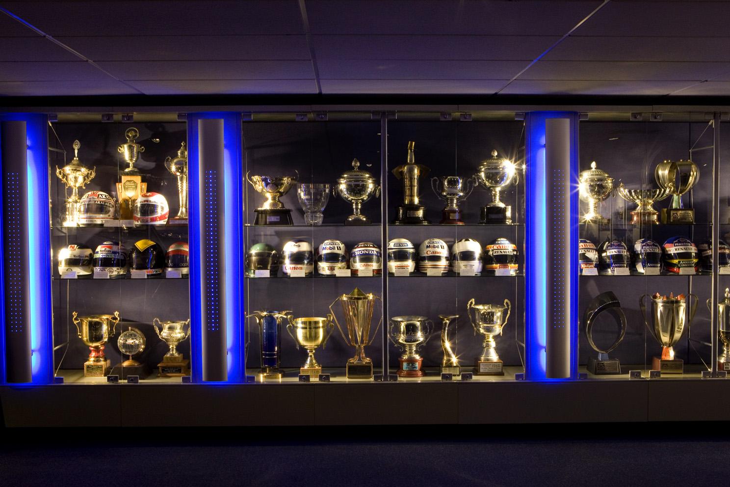 Williams F1 museum