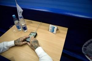 Womens European boxing championships in Nikolaev Ukraine shot for the Red Bulletin