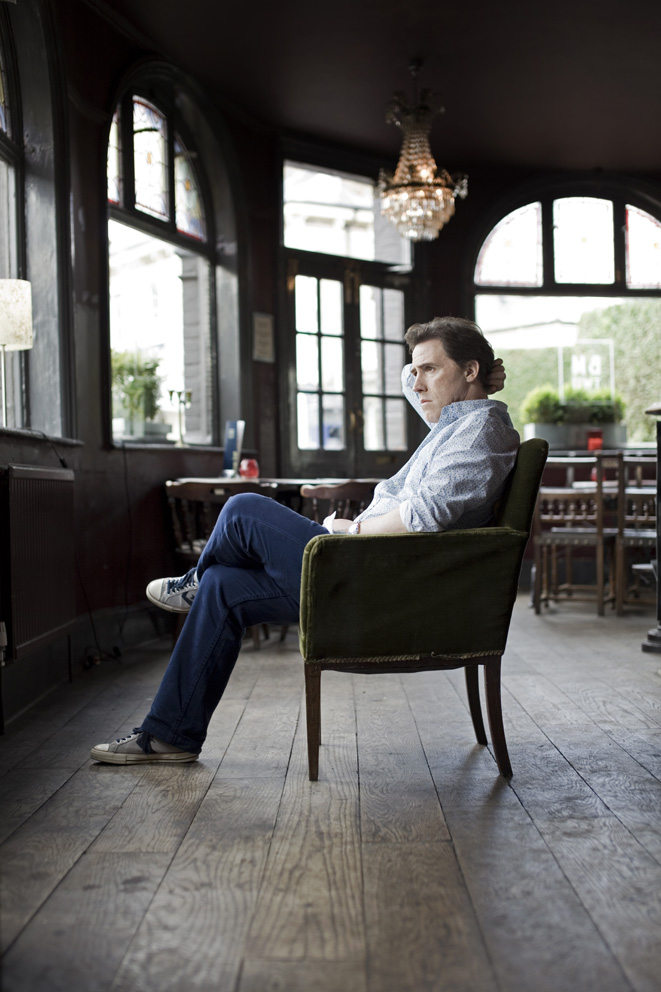 From - ROB BRYDON - Shot for the Guardian Weekend