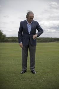 3 time Formula One World Champion Jackie Stewart