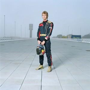 Sebastian Vettel, Toro Rosso driver 2008