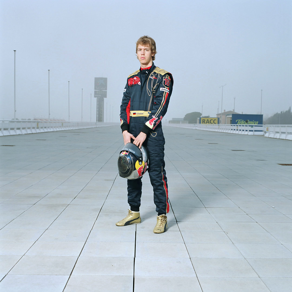 From - THE F1 YEARS - Formula One driver, Sebastian Vettel