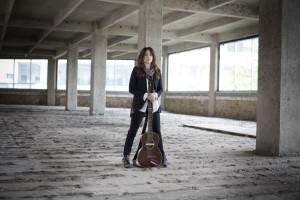 KT Tunstall, shot for The Old Vinyl Factory Sessions