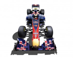 Media pack image of the Toro Rosso F1 Car
