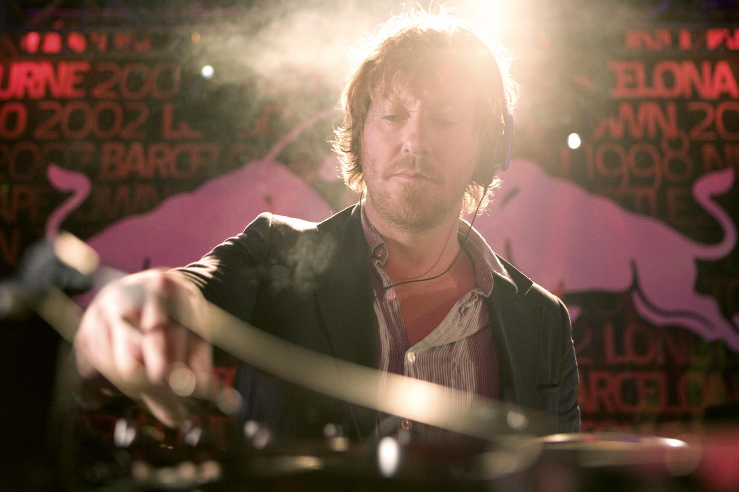 DJ David Holmes