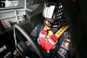 Brian Vickers of Team Red Bull
