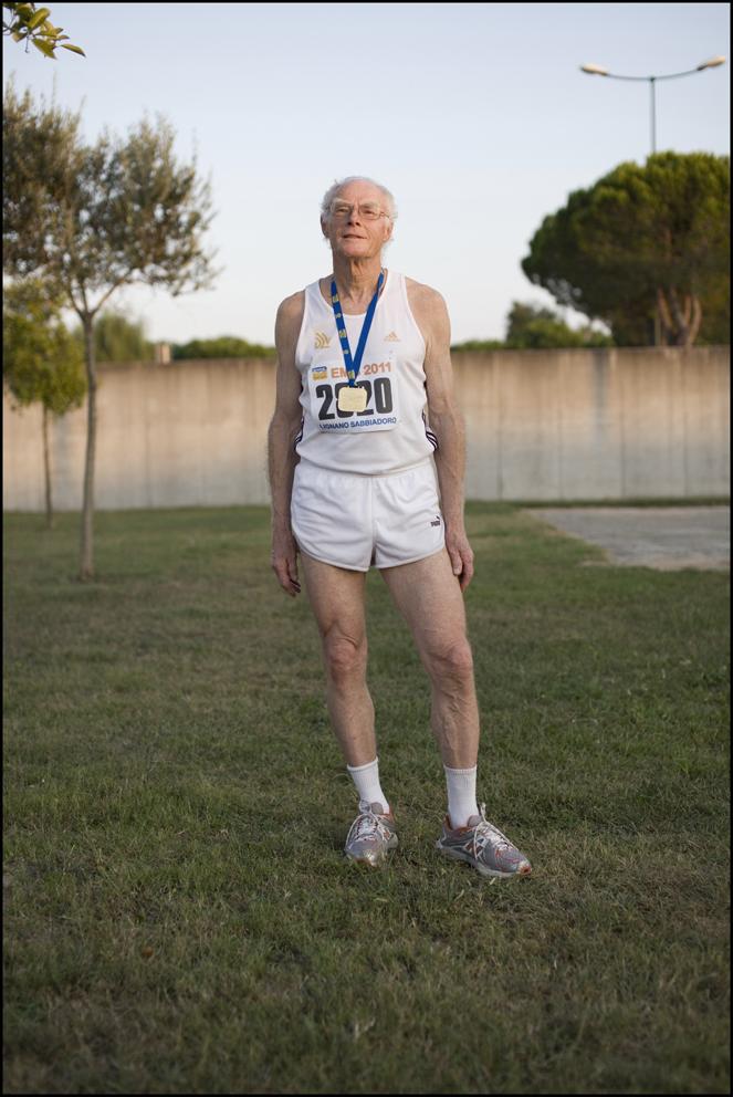 Guido Mueller aged 74