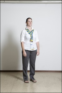Denise Offermann, Cyprus, Weightlifting