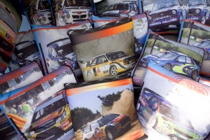 WRC Cusions