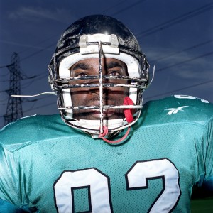 Images of the London Spartans American Football Team