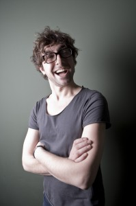 Alex Zane, TV Presenter