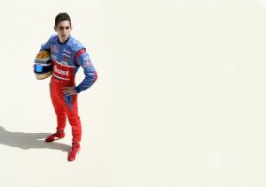 Sebastien Buemi back when he raced for Trust team Arden in GP2