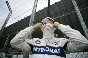 Williams F1 driver Robert Kubica