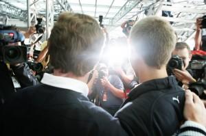 Done deal, Sebastian Vettel signs for Red Bull F1, German Grand Prix 2008