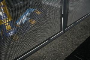 Fernando Alonso's Renault F1 car