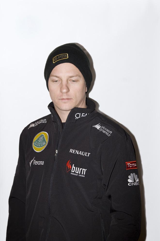 Formula one legend, Kimi Raikkonen