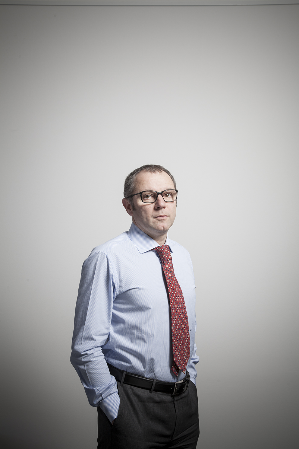 Stefano Domenicali head of the FIA's Single-Seater Commission