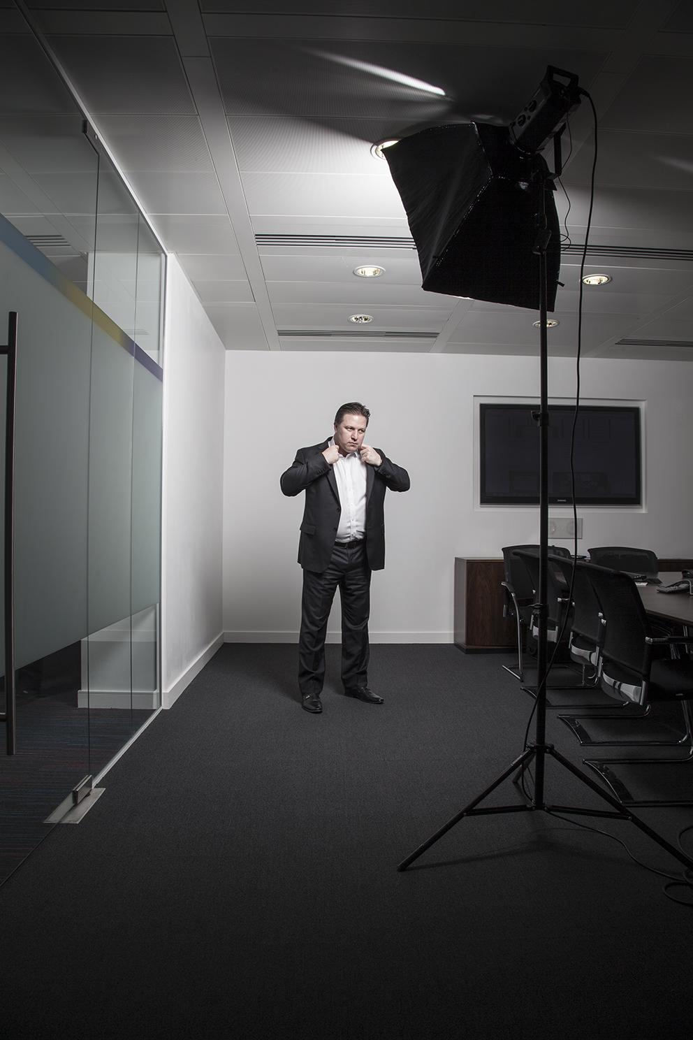 Zak Brown, CEO of Just Marketing International / CSM