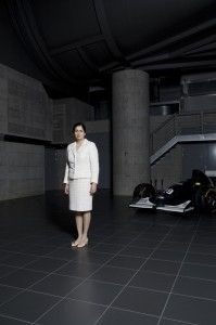 Team Principal of the Sauber Formula One team, Monisha Kaltenborn