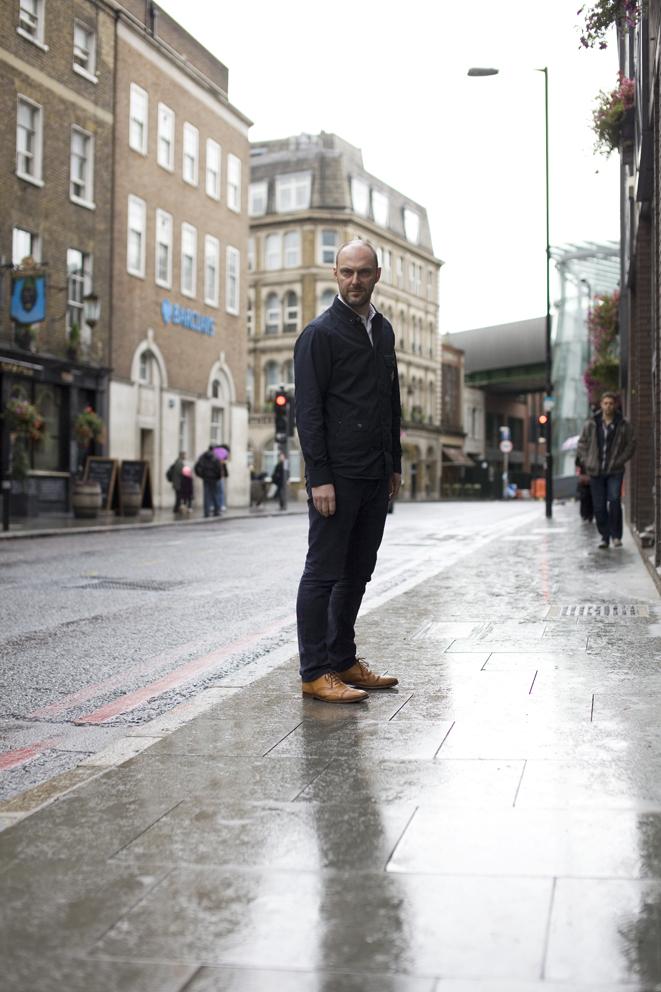 Martyn Evans, Creative Director