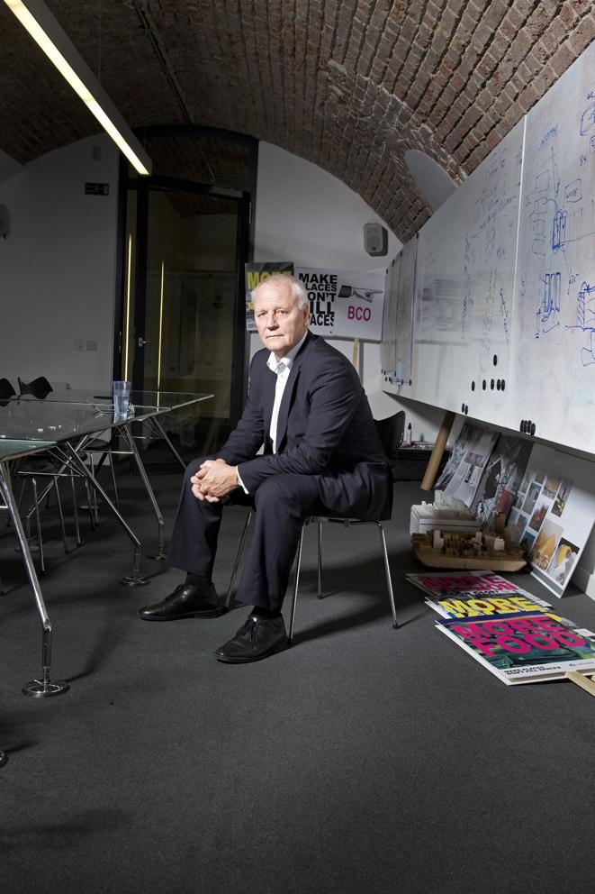 Colin Dixon, Non Executive Constuction