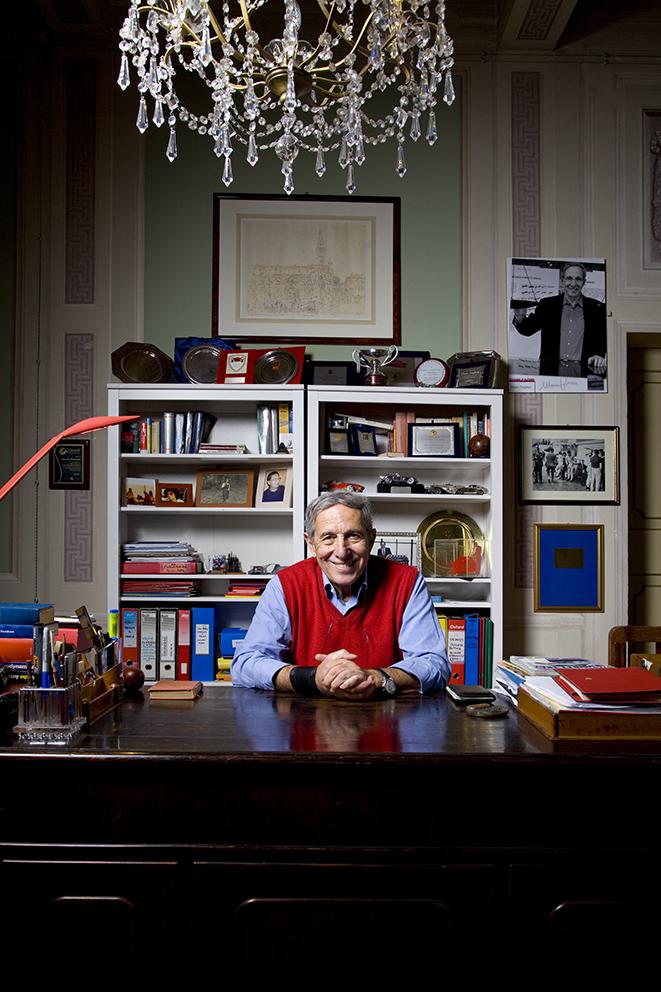 Legendary Ferrari Formula One Engineer, Mauro Forghieri