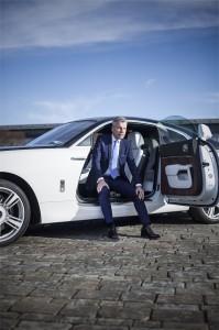 Torsten Mueller CEO of Rolls-Royce