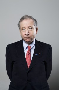 F.I.A President, Jean Todt