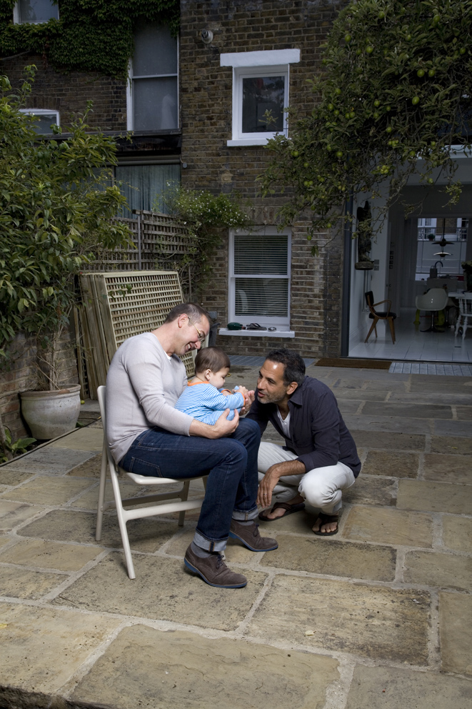 Yotam Ottolenghi, Israeli-born chef, cookery writer and restaurant owner shot for the Guardian Weekend Magazine.