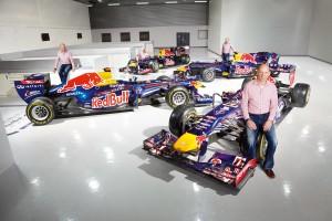 Red Bull Racing's Adrian Newey