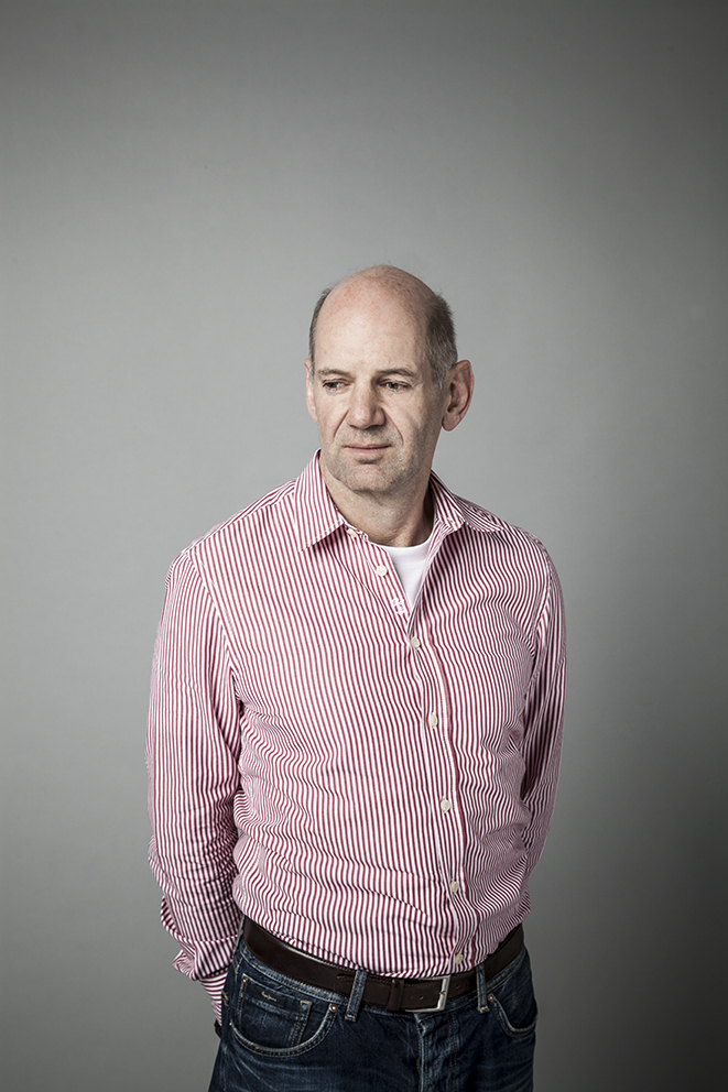 Red Bull Racing's Adrian Newey