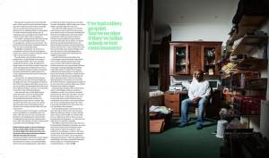 Herbie Ricketts - Electrician and Samaritan