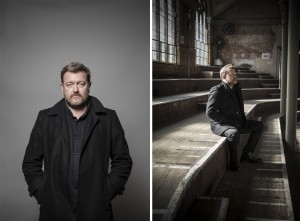 Guy Garvey, shot for the Guardian Weekend Magazine
