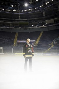 John Styles, Fan of the Nottingham Panthers