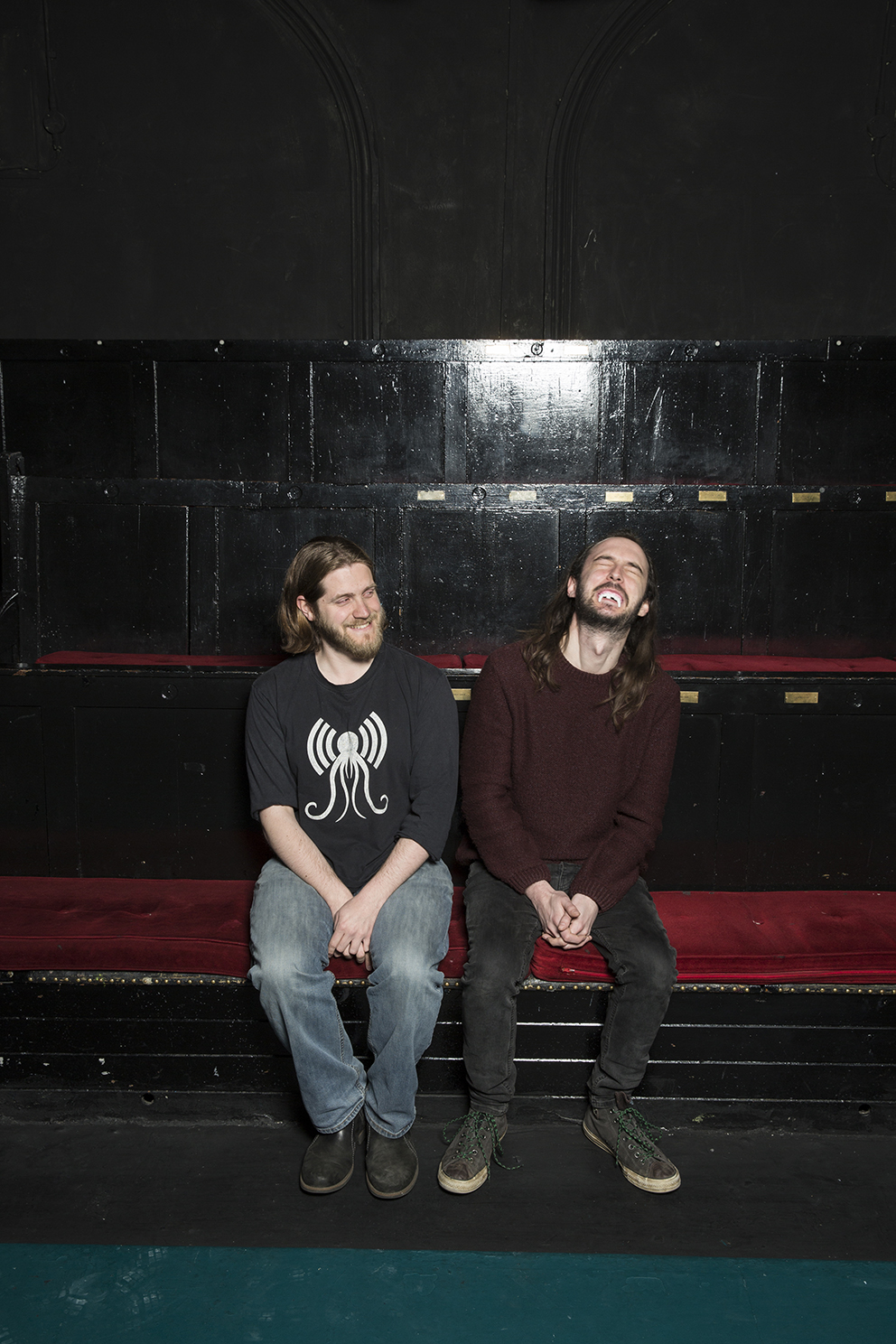 Stewart Pringle and Liam Welton, shot for the Two's Company feature for the Guradian Weekend
