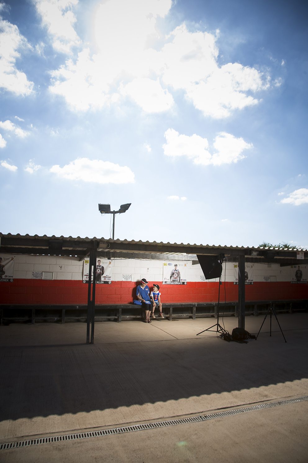 BRENDA SMITH - Speedway, Fan of the Somerset Rebels